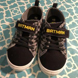Batman Canvas Shoes 10